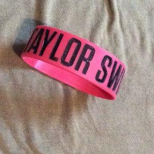 Taylor Swift RED Tour bracelet band